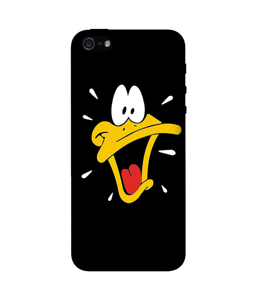 Creatives 3D Duffy Duck Iphone  Case