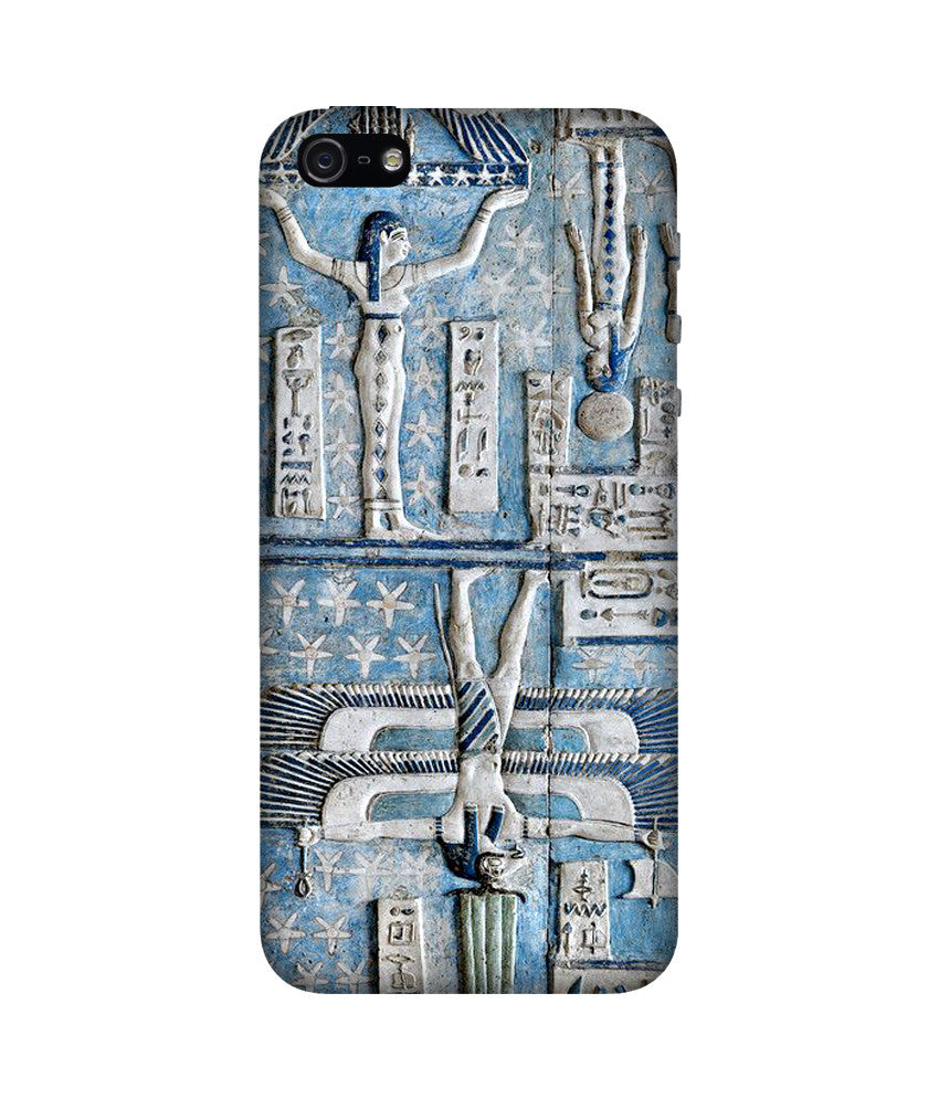 Creatives 3D Rebirth of Afrikan Civilization Iphone Case