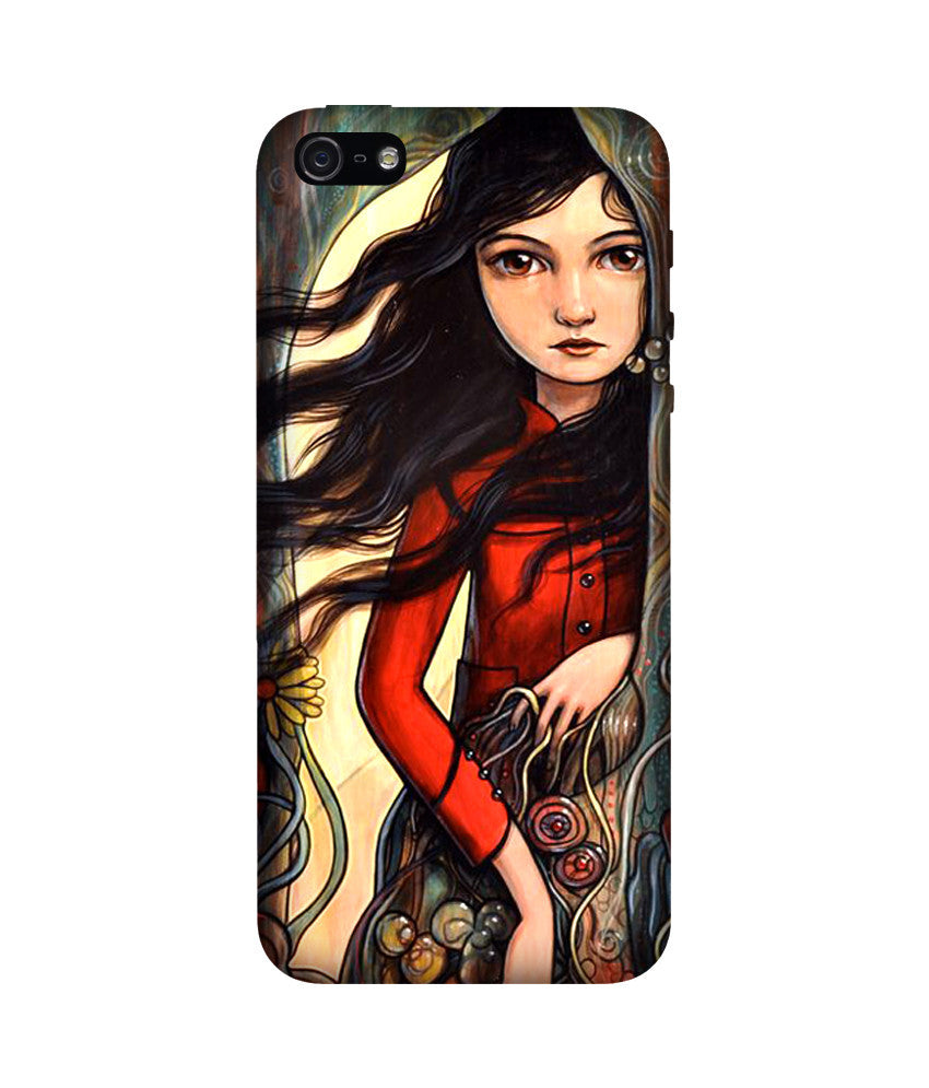Creatives 3D Kelly Vivanco Iphone Case