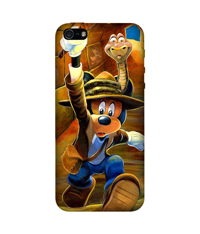 Creatives 3D Mickey Iphone Case