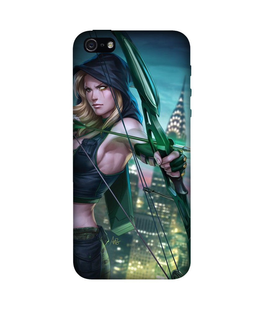 Creatives 3D Robyn Hood Iphone Case