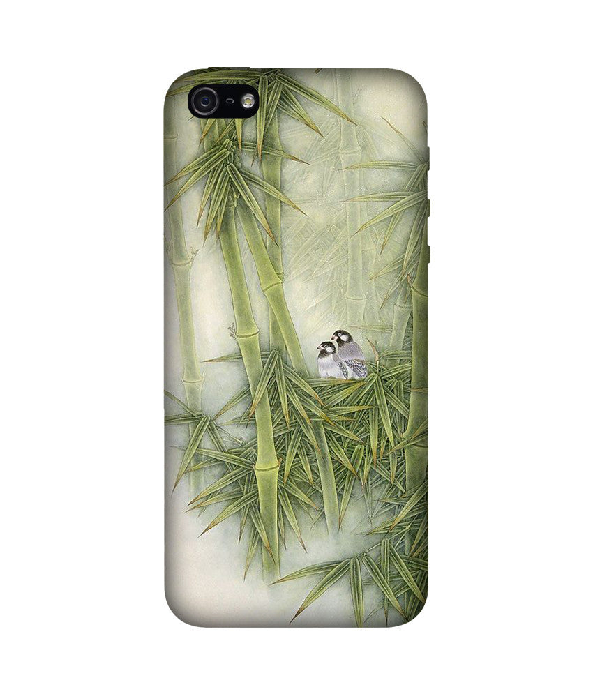 Creatives 3D Bamboo Iphone Case