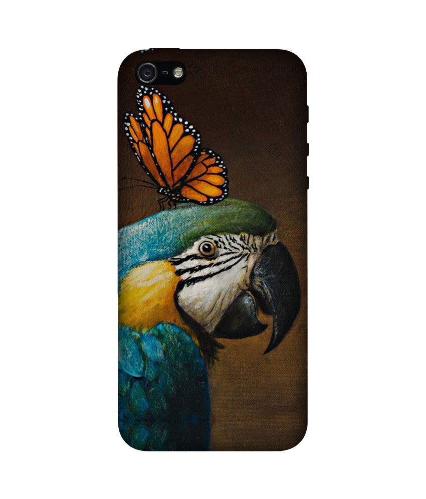 Creatives 3D Bird Iphone Case