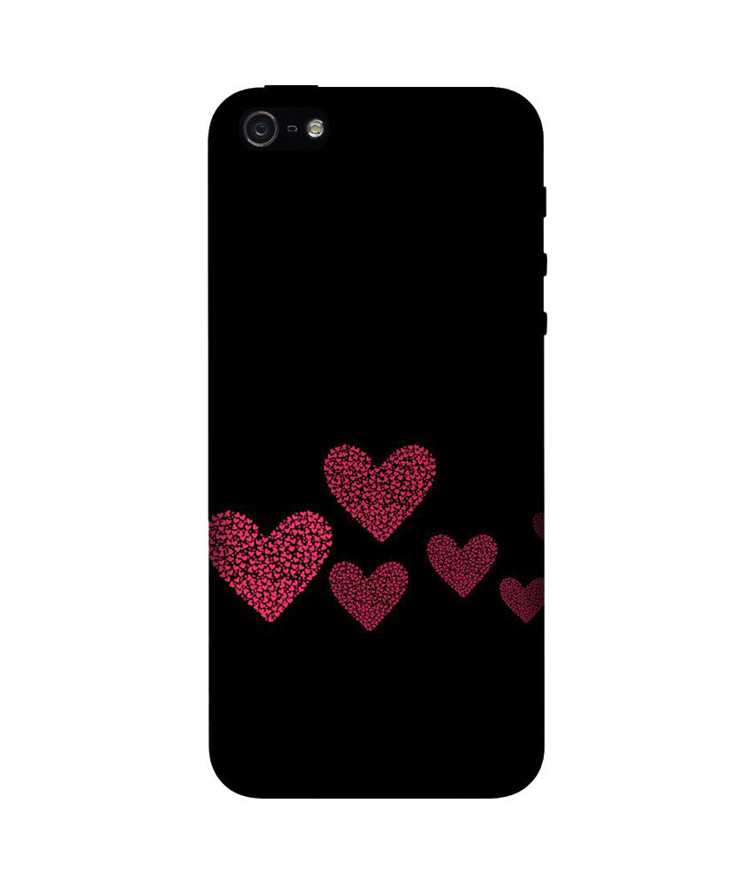 Creatives 3D Heart Iphone Case