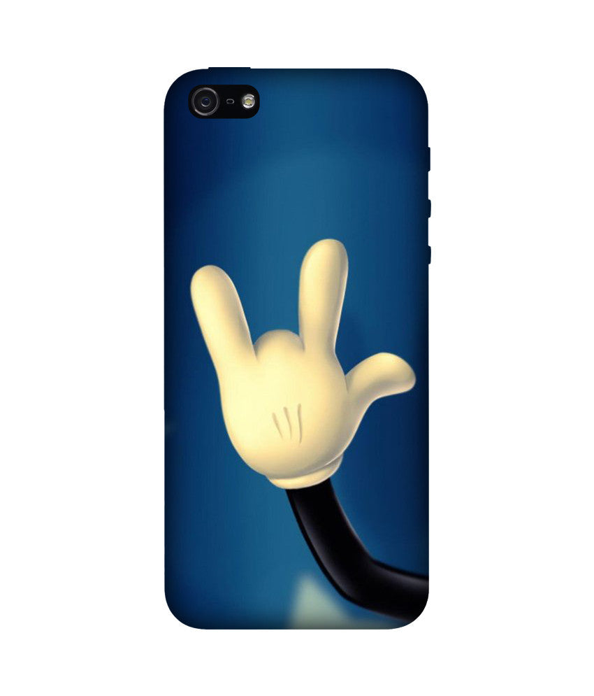 Creatives 3D Mickey Mouse Iphone Case