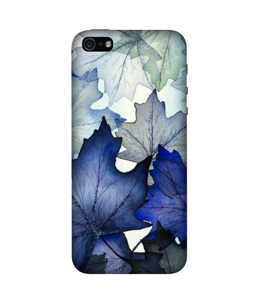 Creatives 3D Dry Leaves Iphone Case