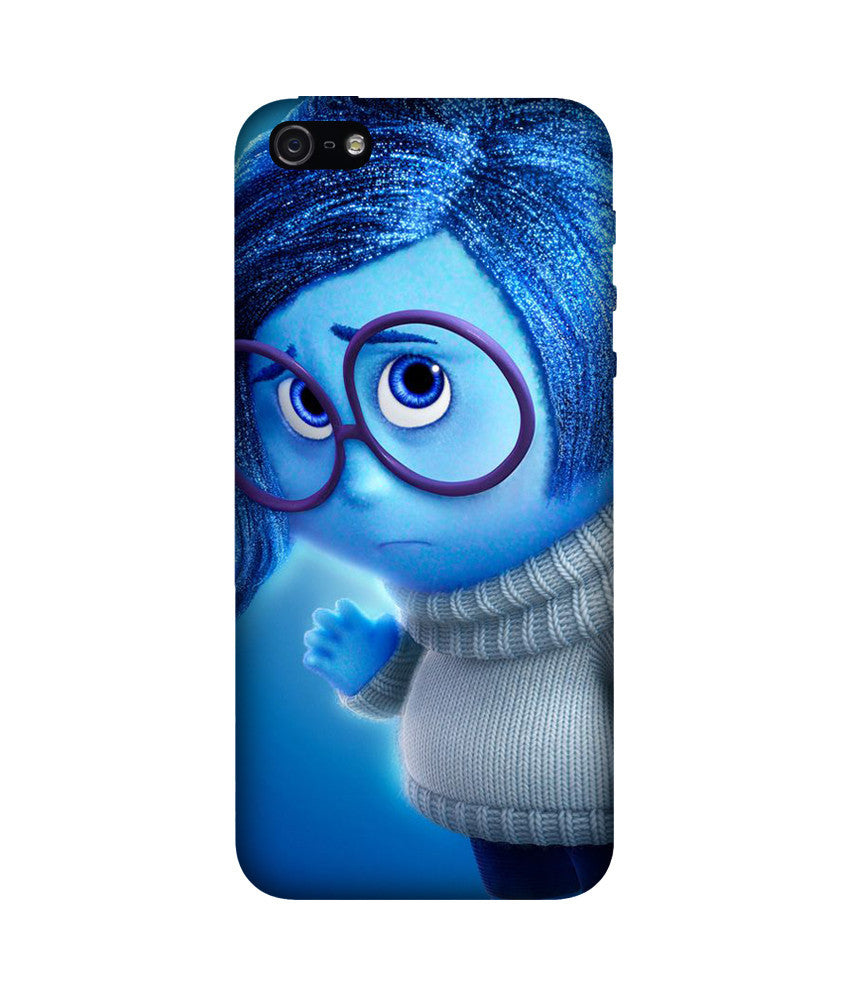 Creatives 3D Inside Out Iphone Case