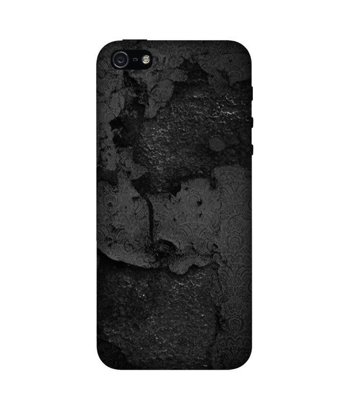Creatives 3D Black Pattern Iphone Case