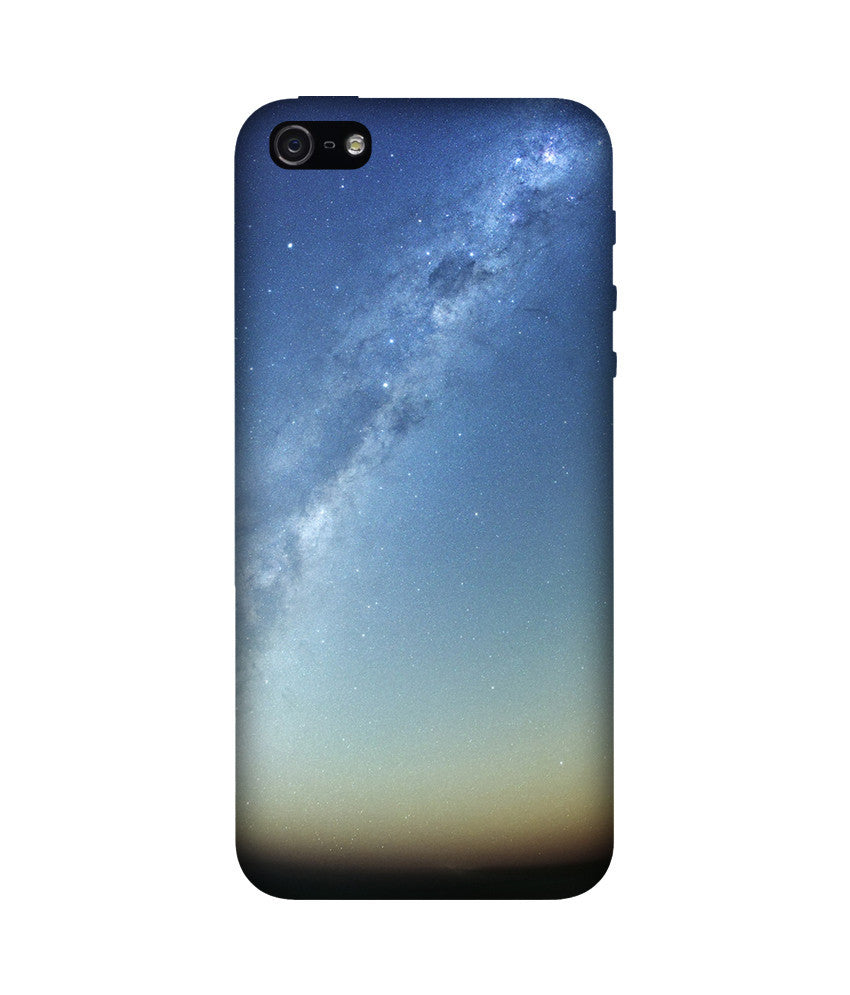 Creatives 3D Milky Way Iphone Case