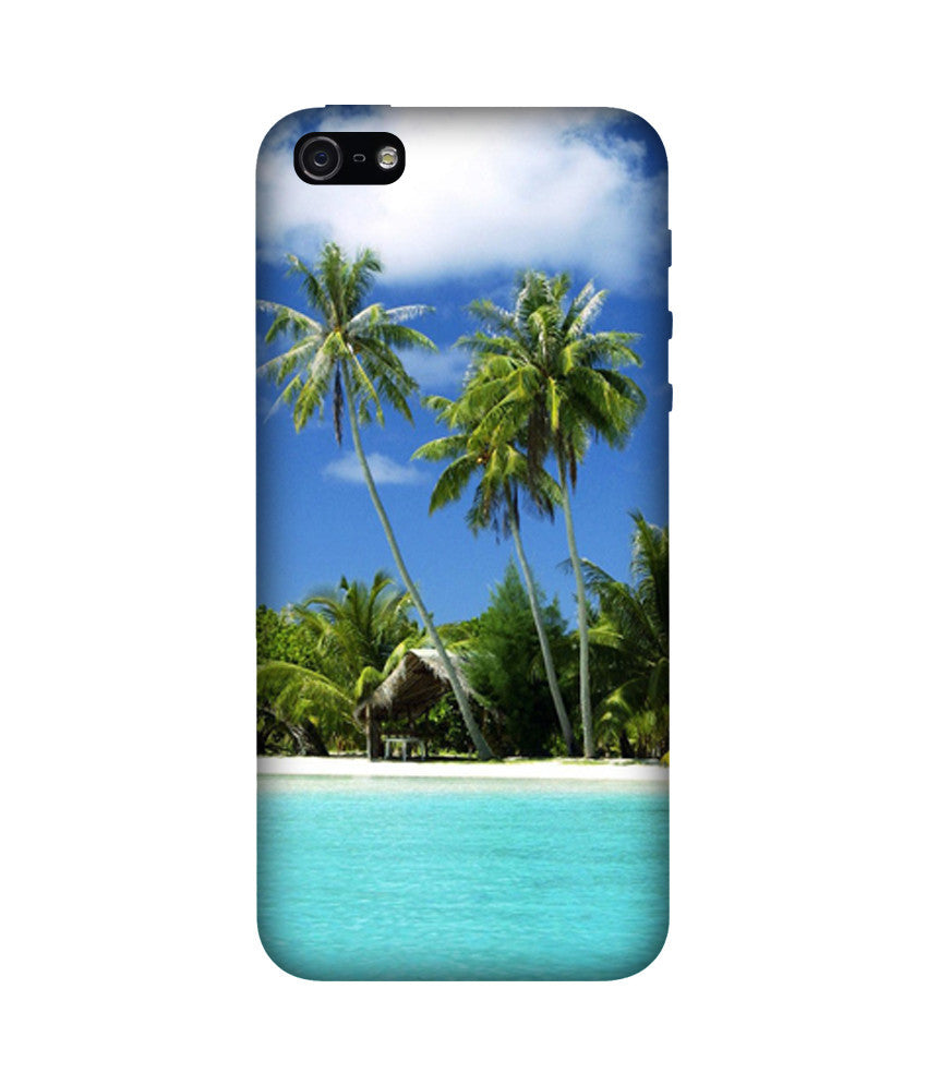 Creatives 3D Beach Gionee Case