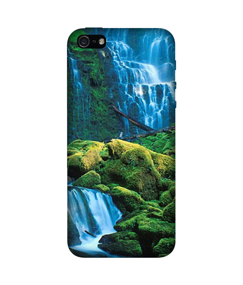 Creatives 3D Proxy Falls Iphone Case