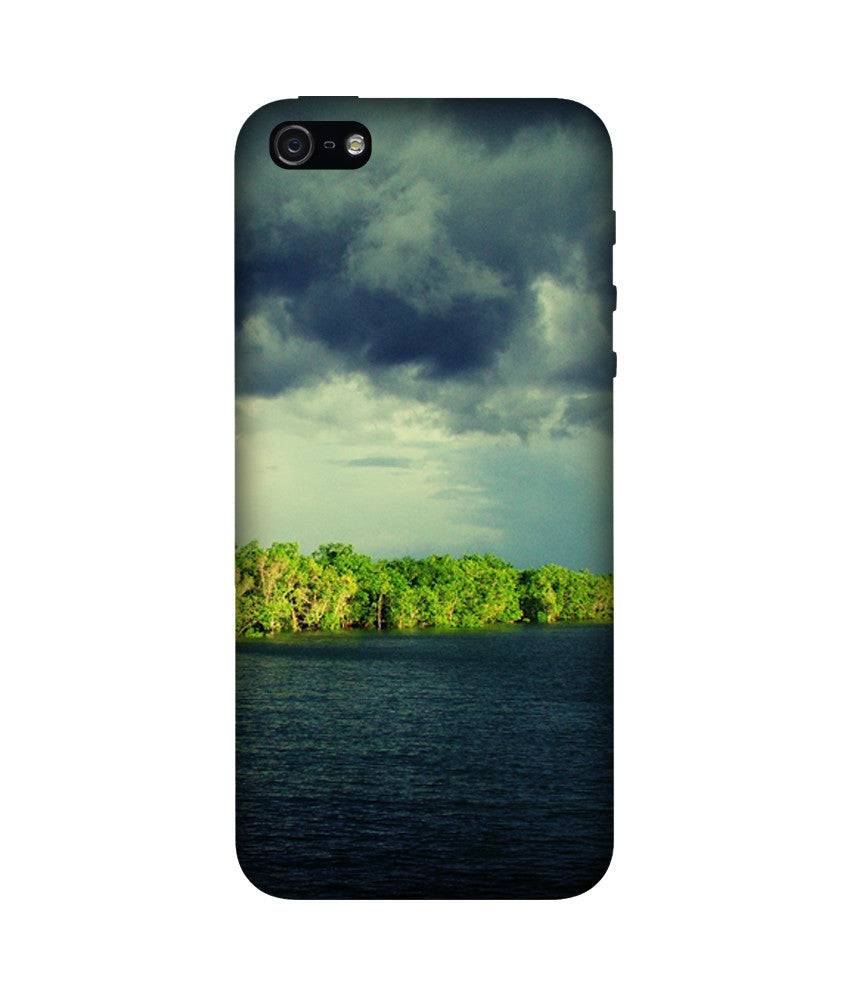 Creatives 3D Happy Monsoon Iphone Case