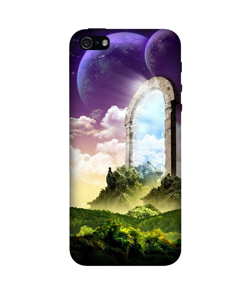 Creatives 3D Nature Beauty Iphone Case