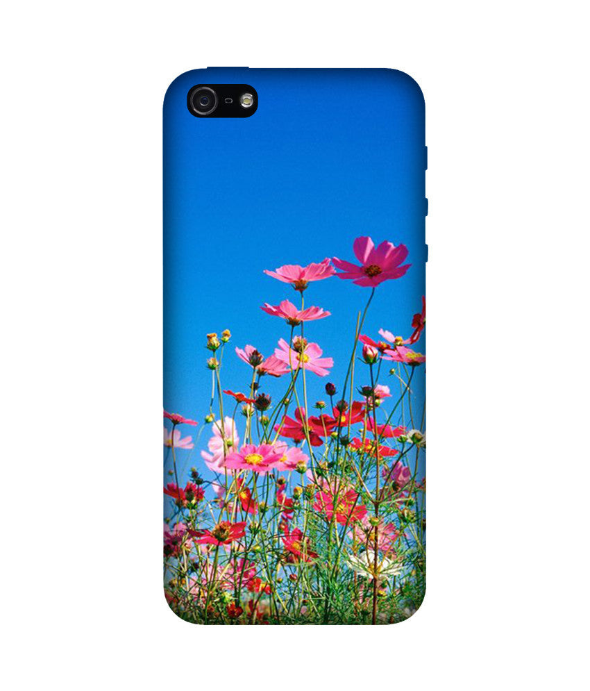 Creatives 3D Spring Flowers Iphone Case