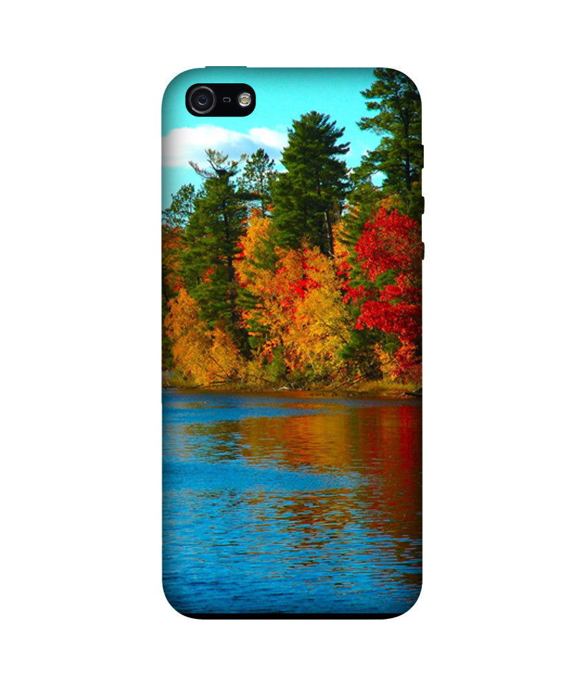 Creatives 3D Sea Iphone Case