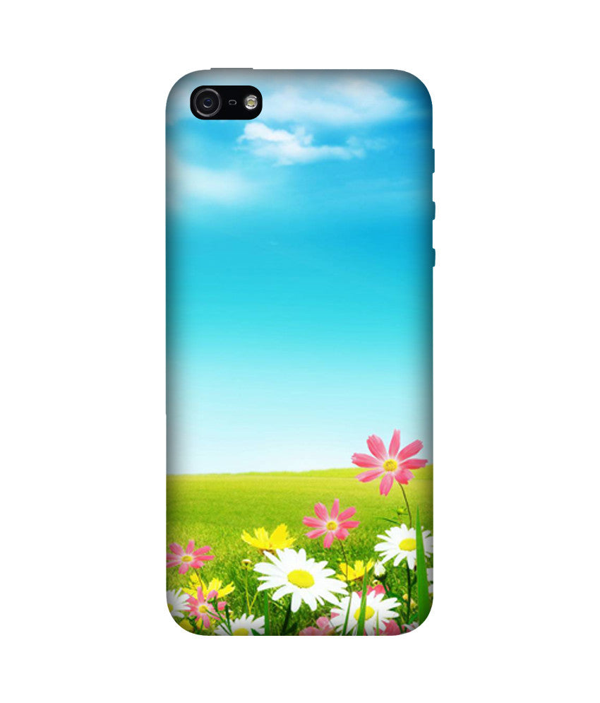 Creatives 3D Sunflower Iphone Case