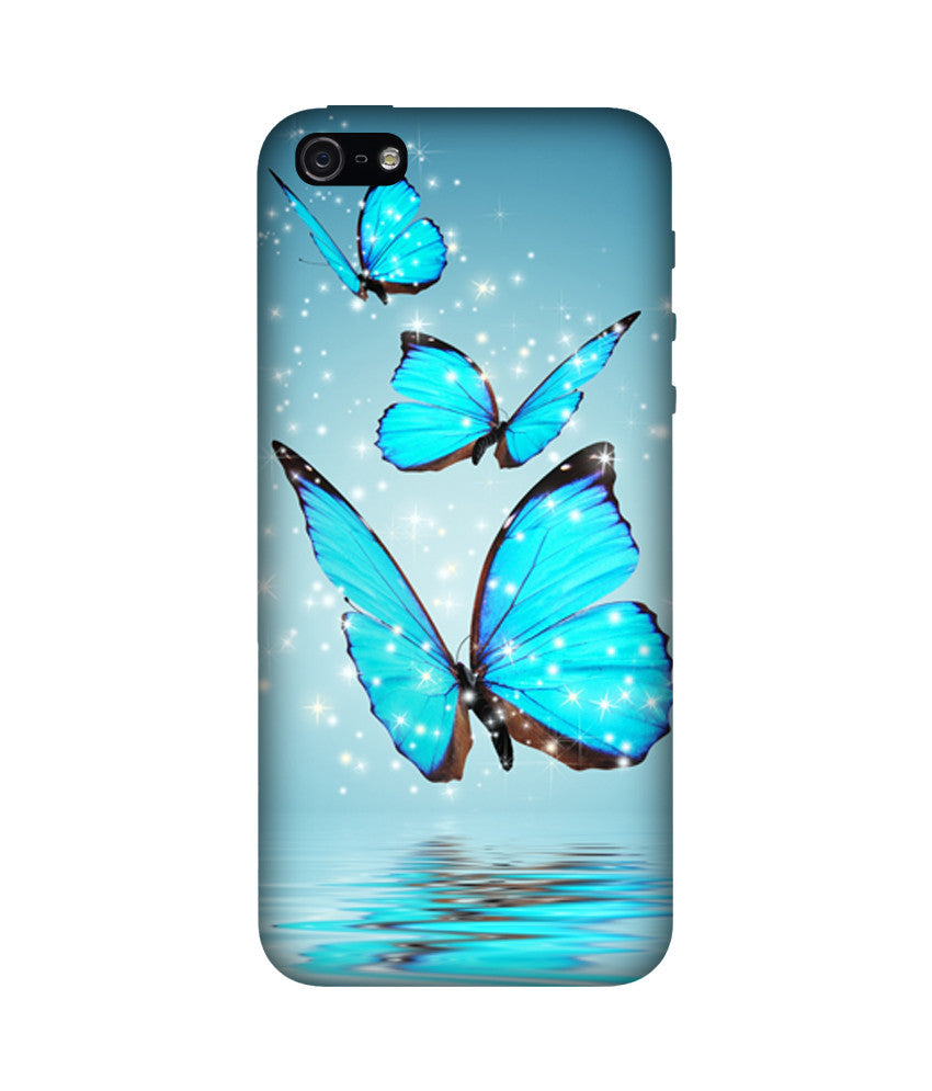 Creatives 3D Butterfly Iphone Case