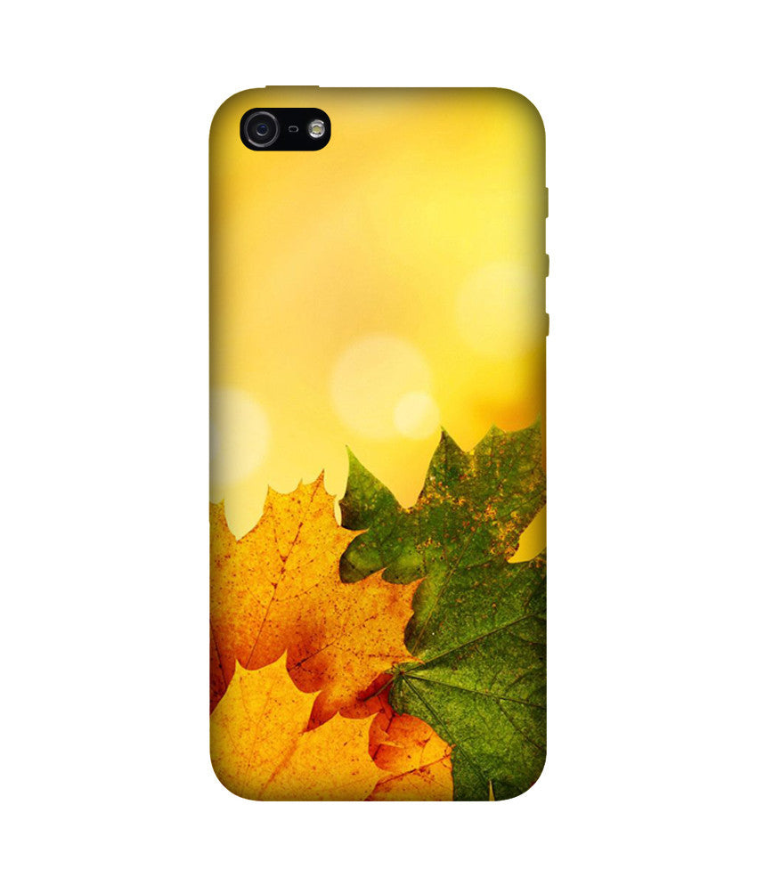 Creatives 3D Autunm Iphone Case