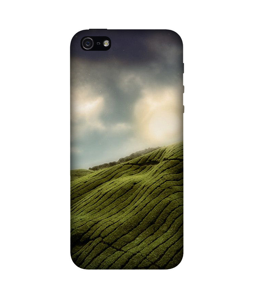 Creatives 3D Mountain Iphone Case