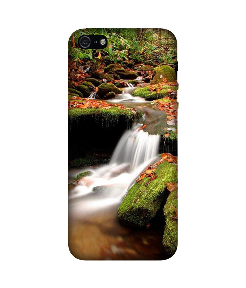 Creatives 3D Waterfall Iphone  Case