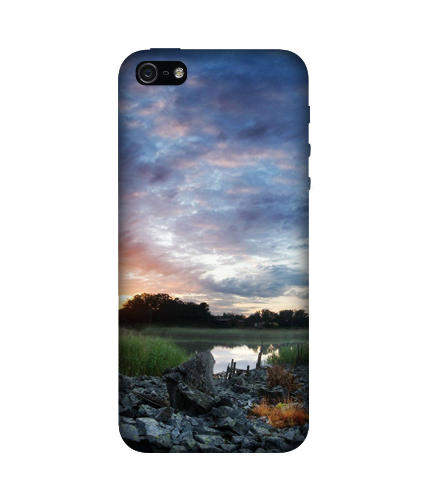 Creatives 3D Sky Iphone Case