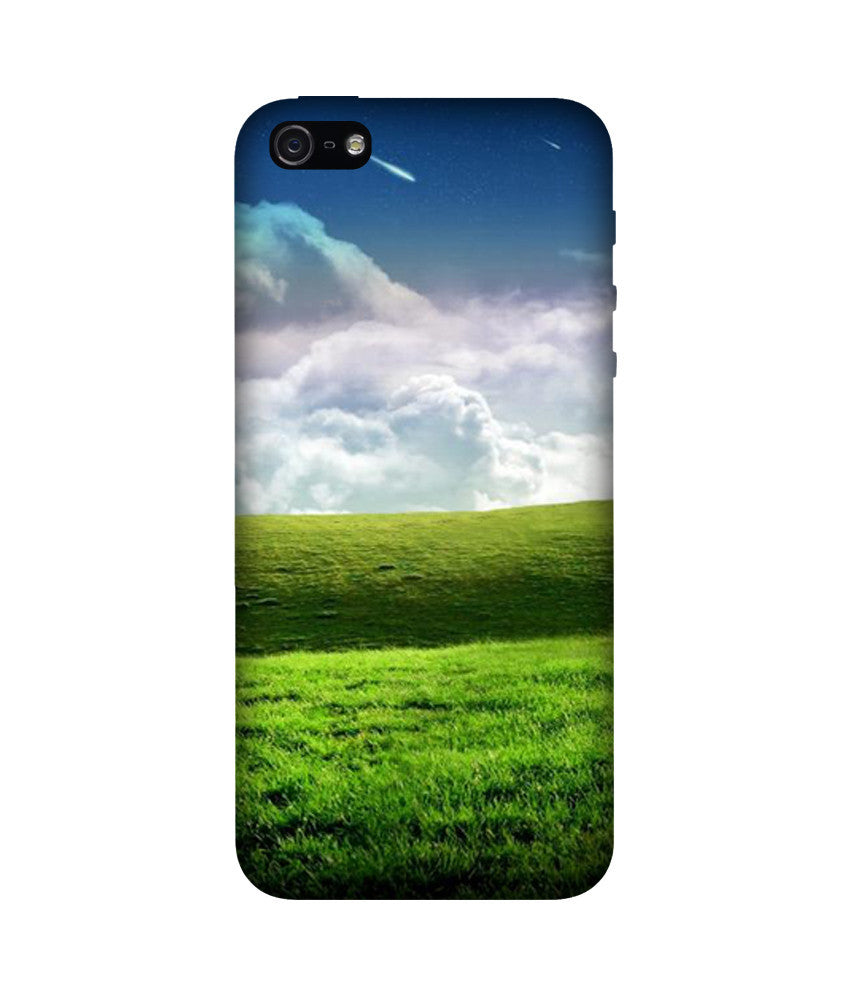 Creatives 3D Natural Beauty Iphone Case