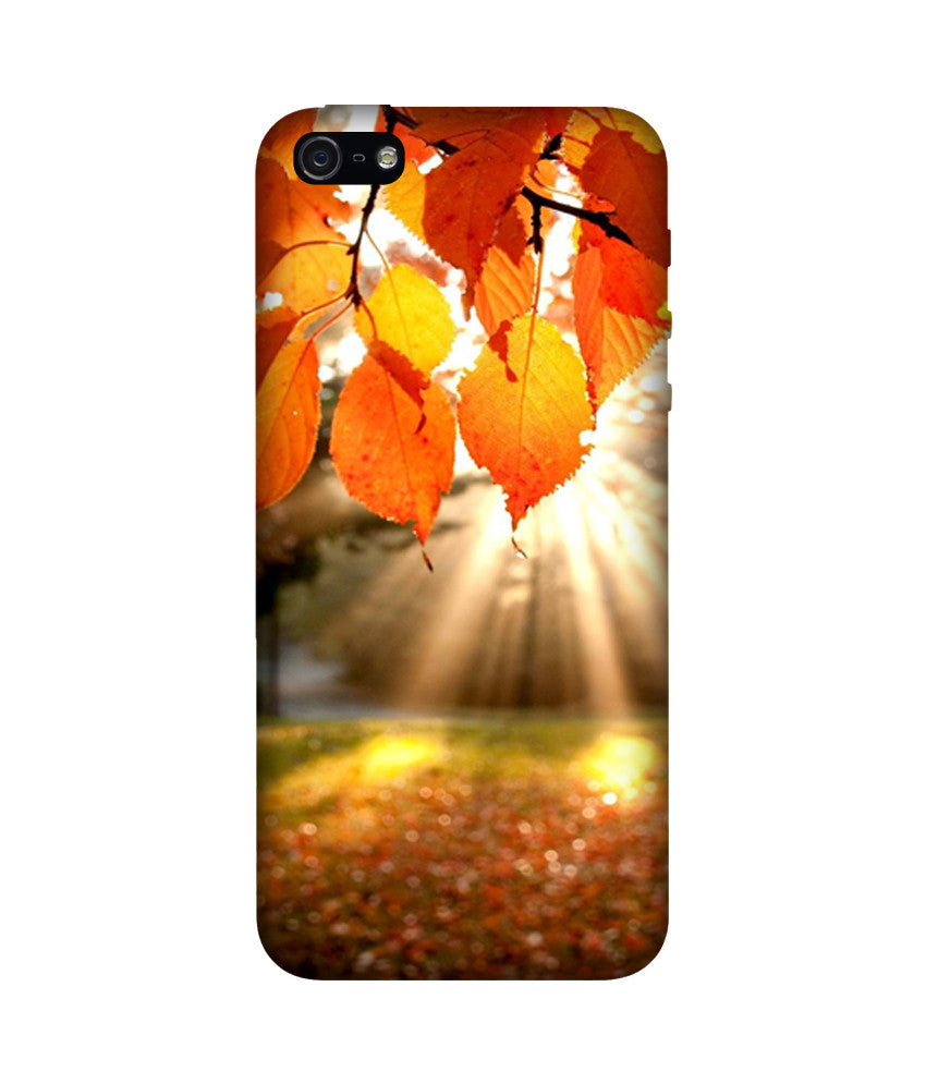 Creatives 3D Laeves Iphone Case
