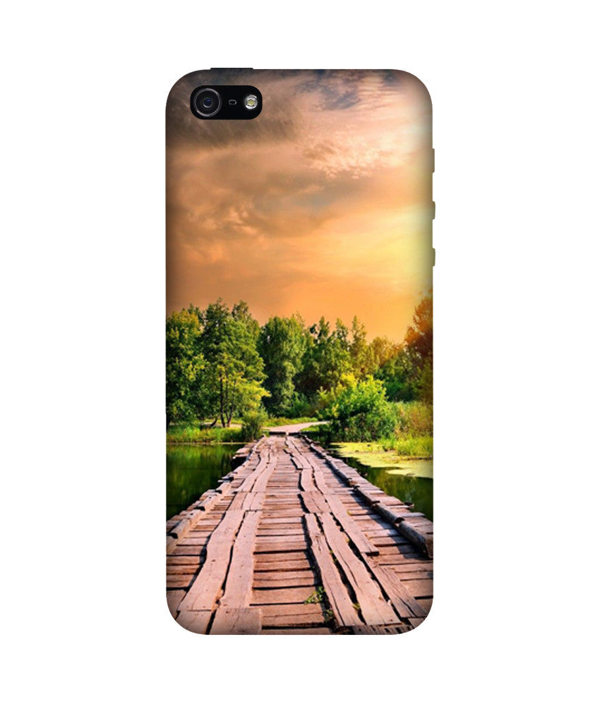 Creatives 3D Morning Iphone Case