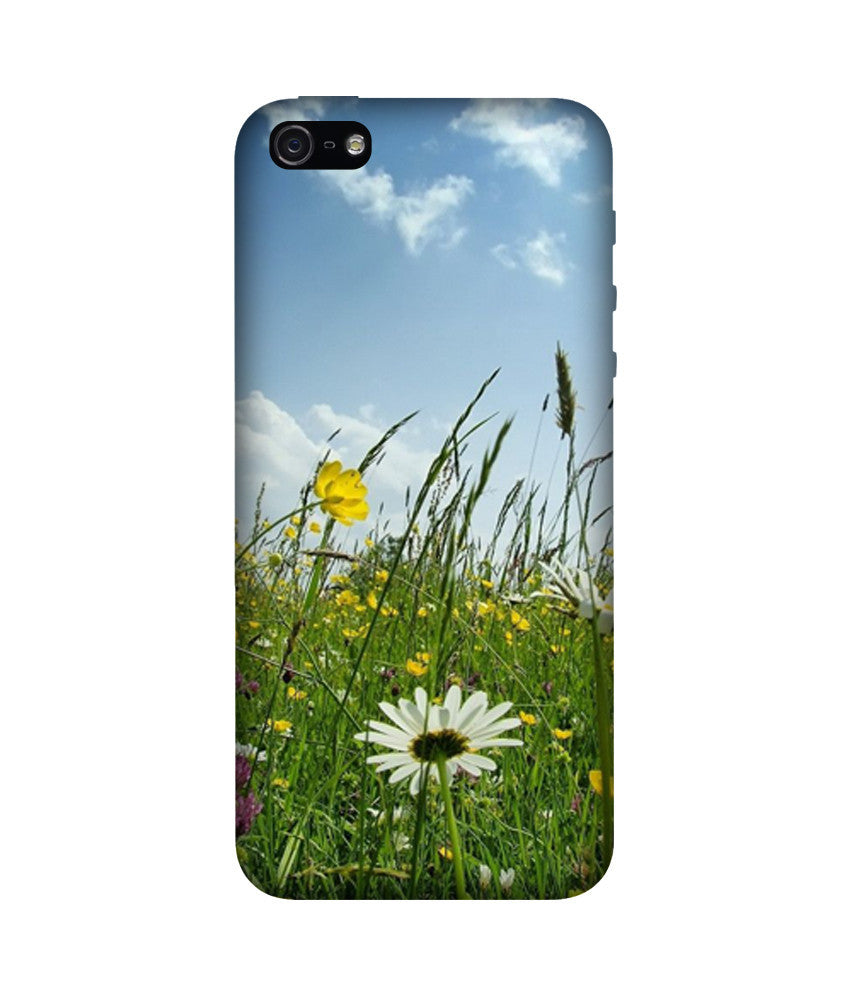 Creatives 3D Spring Flower Iphone Case