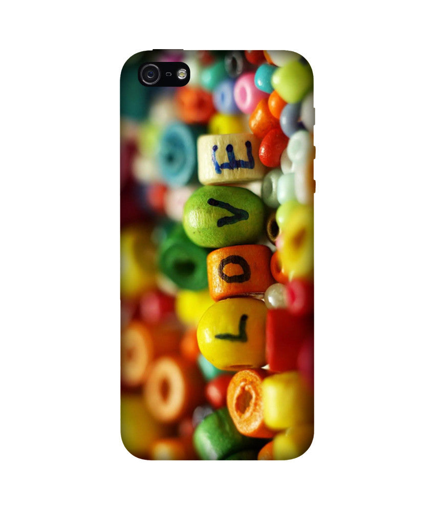 Creatives 3D Love Iphone Case