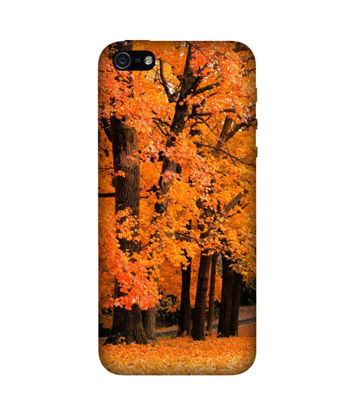 Creatives 3D Autumn Tree Iphone Case