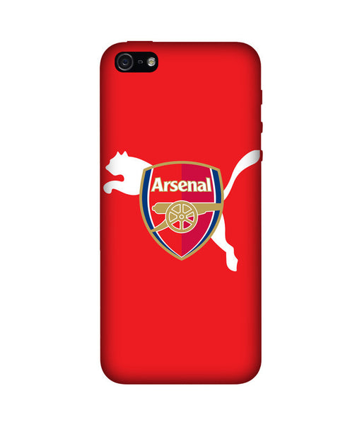 Creatives 3D Arsenal Iphone Case