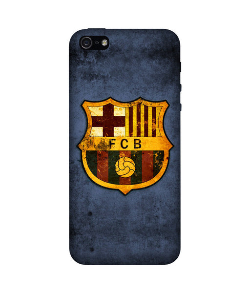 Creatives 3D FCB Iphone Case