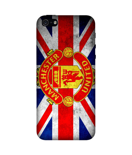 Creatives 3D MANCHESTER UNITED Iphone  case
