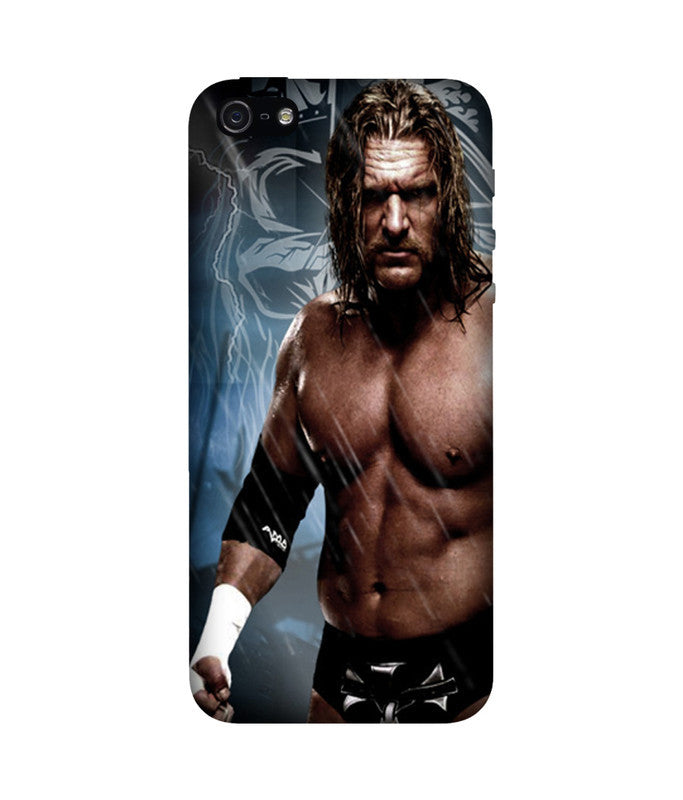 Creatives 3D Creatives 3D Triple H Iphone Case