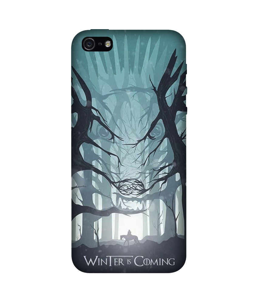 Creatives 3D Games of Thrones Iphone Case