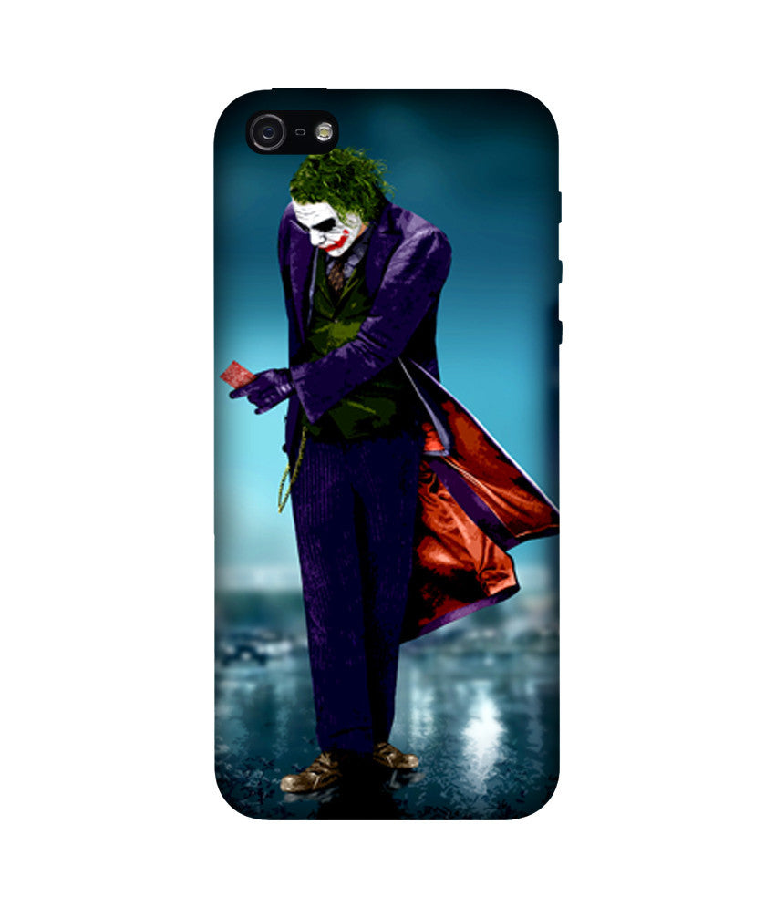 Creatives 3D Joker Iphone Case