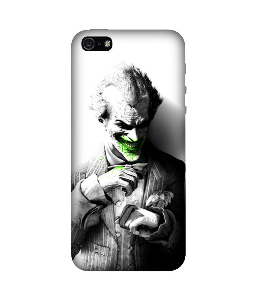 Creatives 3D Jocker Iphone Case