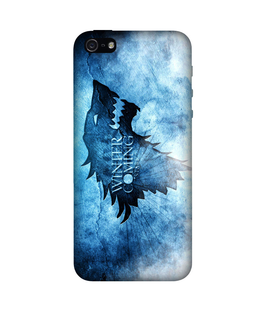 Creatives 3D Game Of Thrones | Brain Fish Iphone Case