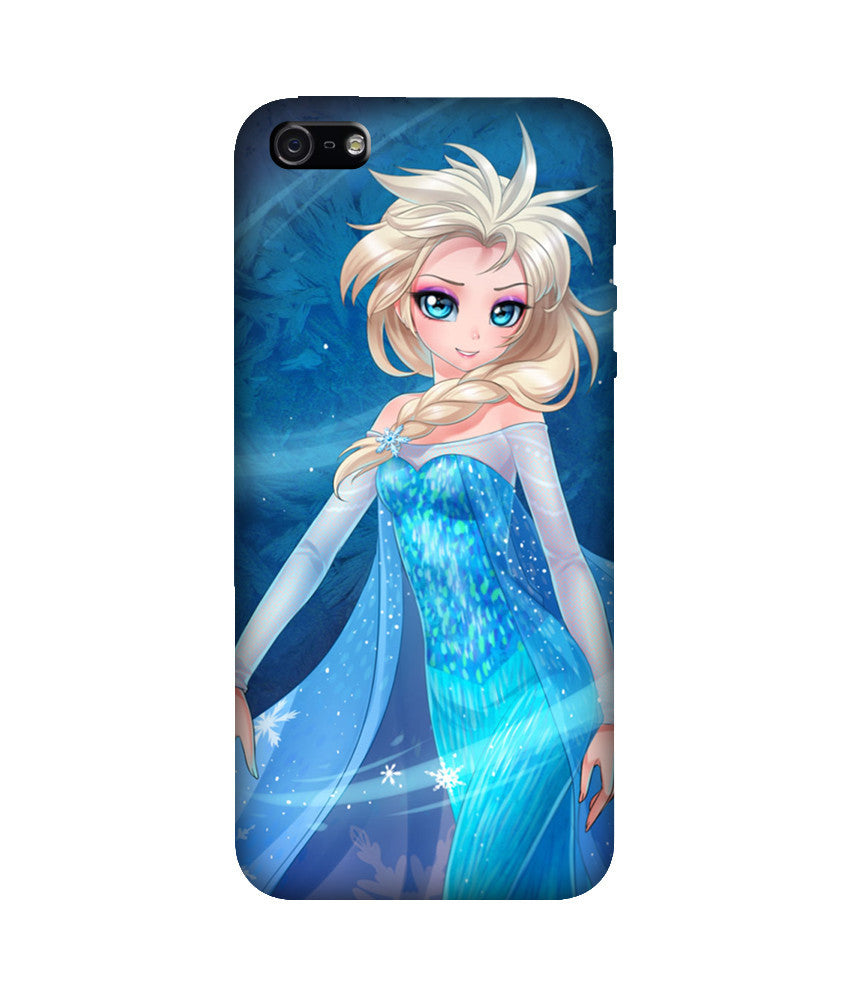 Creatives 3D Frozen Iphone Case