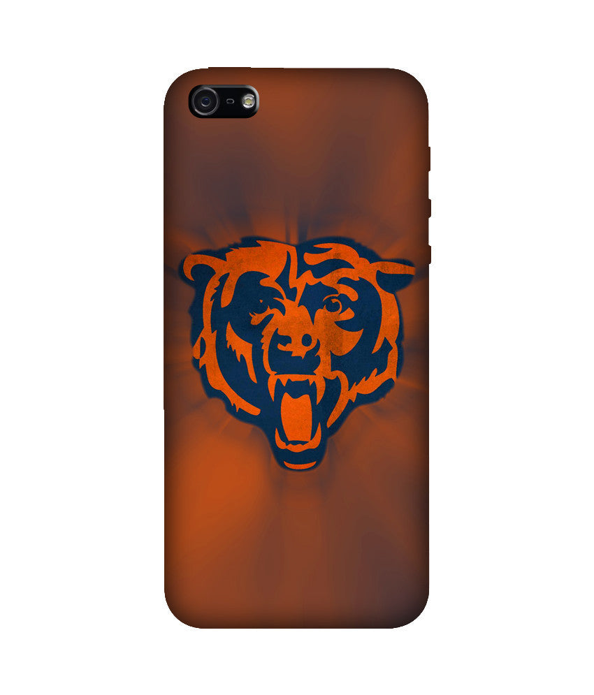 Creatives 3D Chicago Bears Iphone Case
