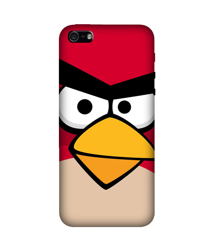 Creatives 3D Angry Birds Iphone Case