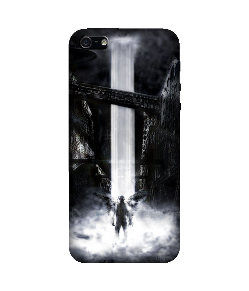 Creatives 3D Dark Angel Iphone Case