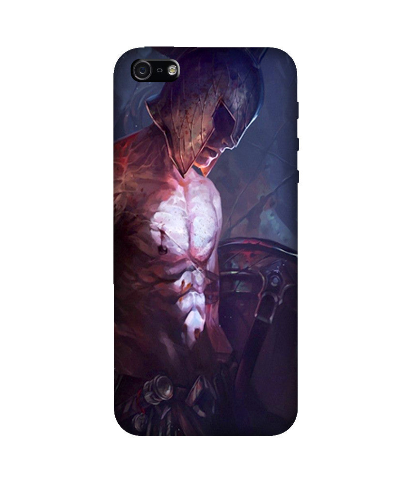 Creatives 3D League of Legends Fan Iphone Case