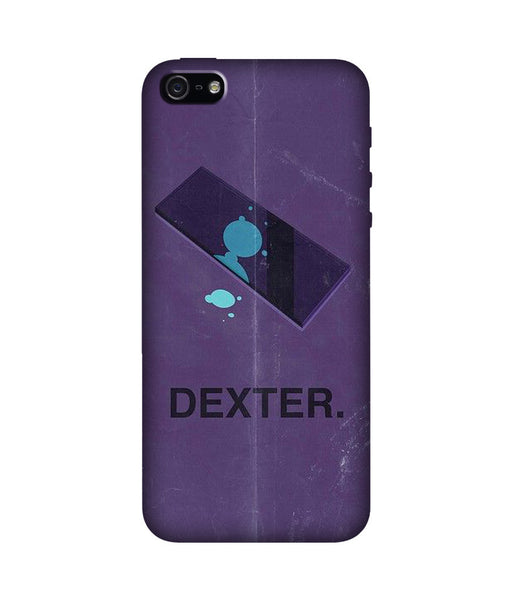 Creatives 3D Dexter Iphone Case