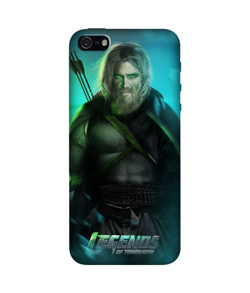 Creatives 3D The Legends of Tomorrow Iphone Case