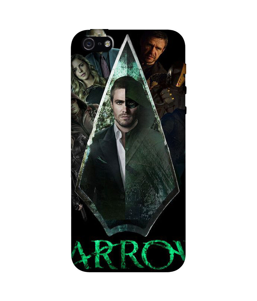 Creatives 3D The Arrow Iphone Case