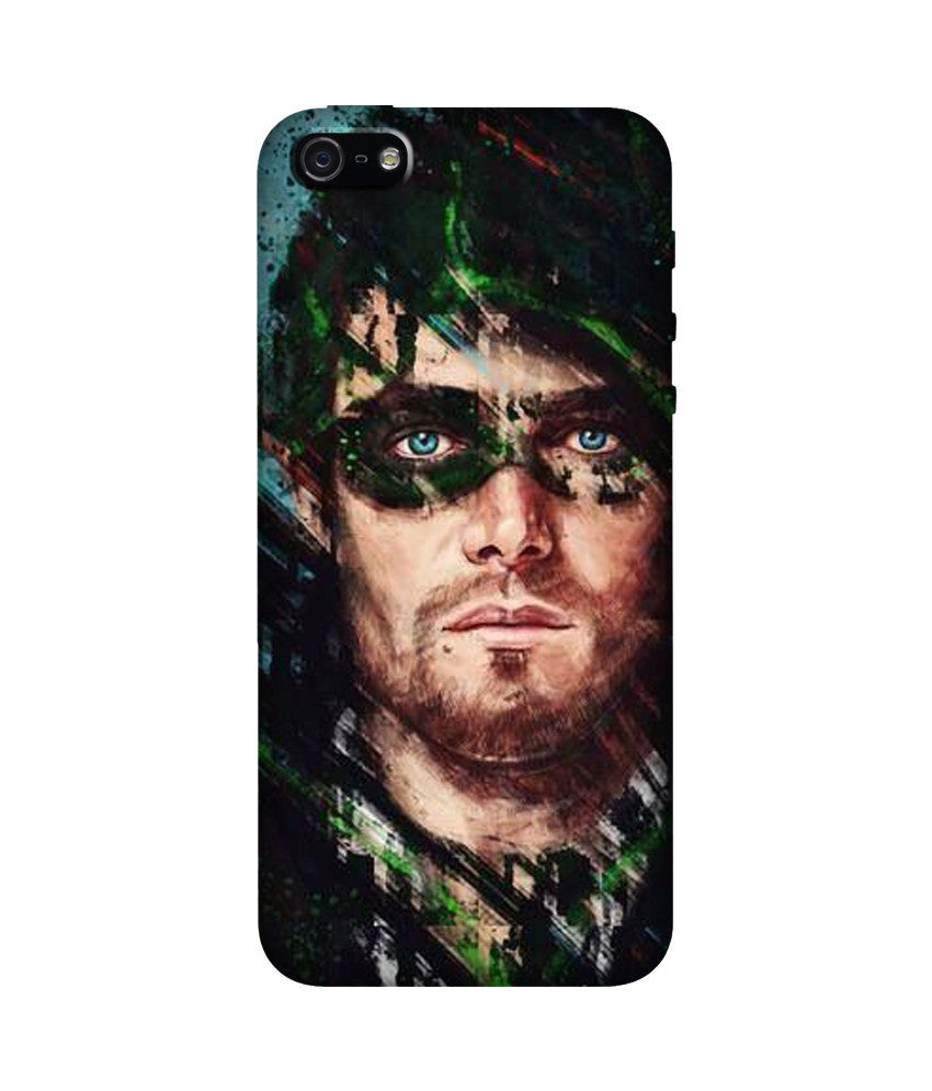Creatives 3D The Arrowverse Iphone Case