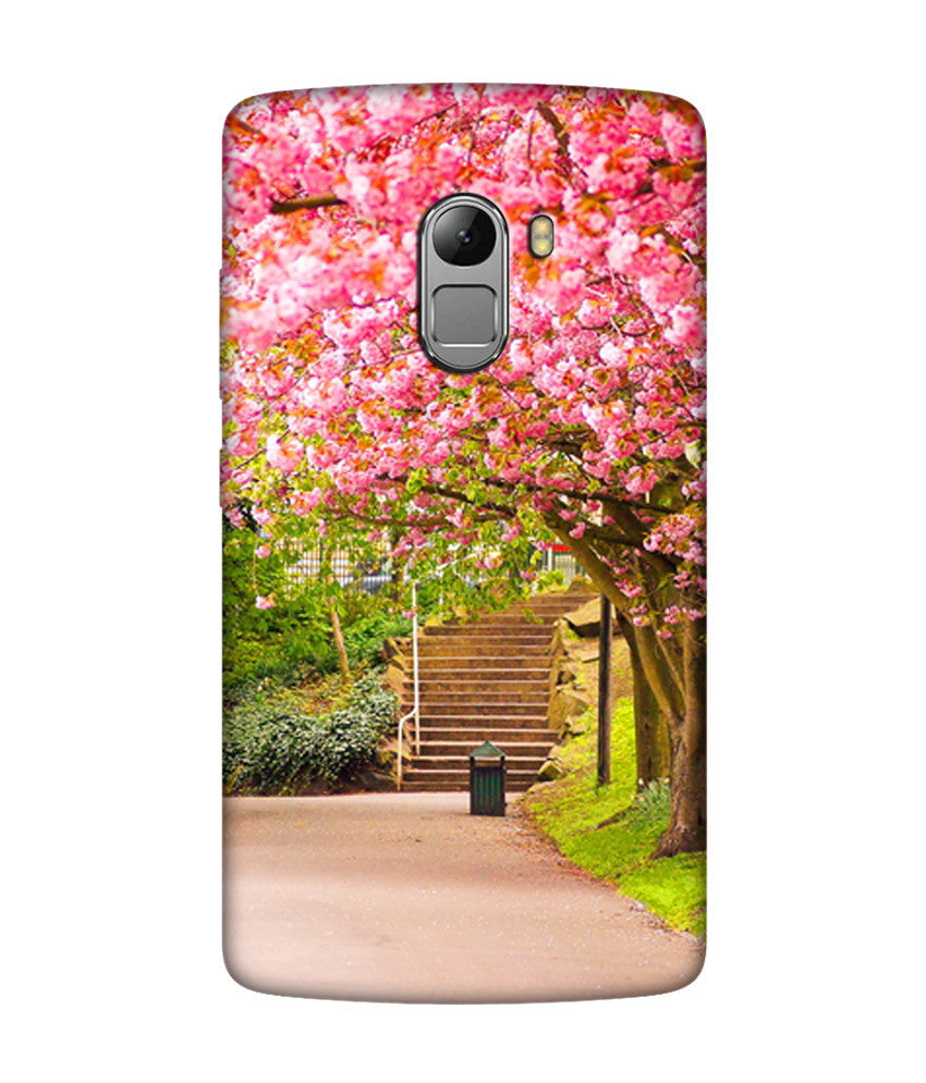 Creatives 3D Spring Lenovo Case