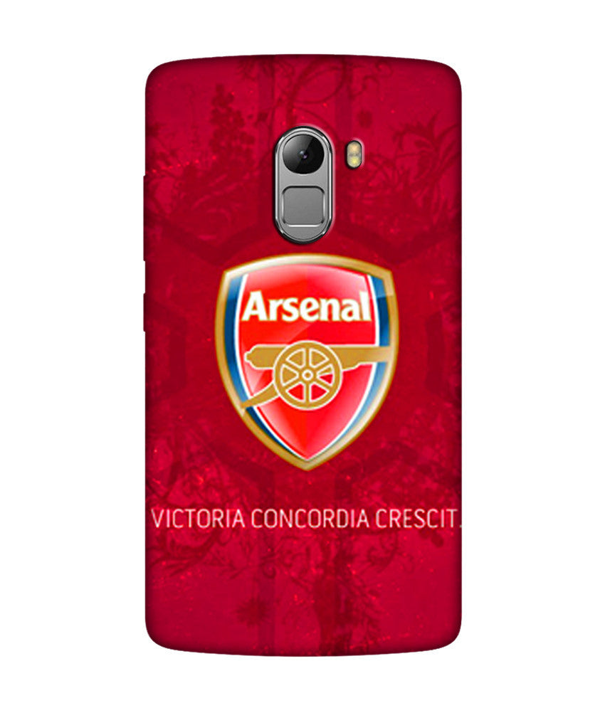 Creatives 3D Arsenal Lenovo  case